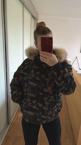 Bomberjacke Bloggerstyle XS Camouflage