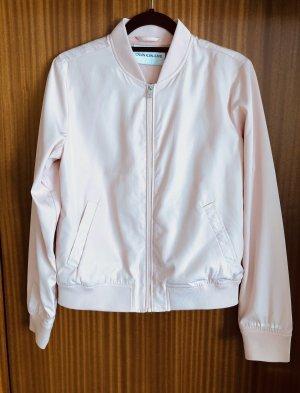 Calvin Klein Bomber Jacket pink