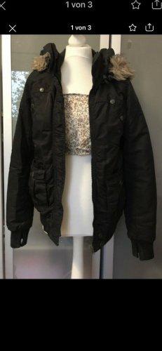 Urban Surface Bomber Jacket black
