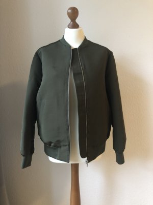 COS Giacca bomber verde scuro