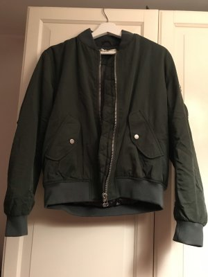 Urban Outfitters Giacca bomber verde scuro