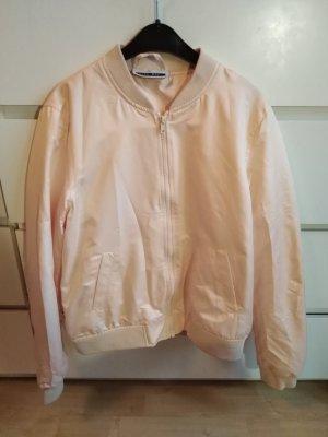 Noisy May Bomber Jacket pink