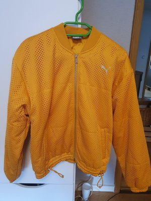 Puma Bomberjack goud Oranje