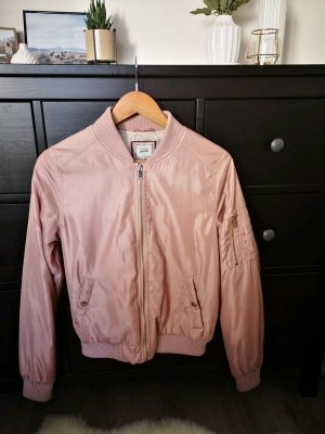 Pimkie Bomber Jacket rose-gold-coloured