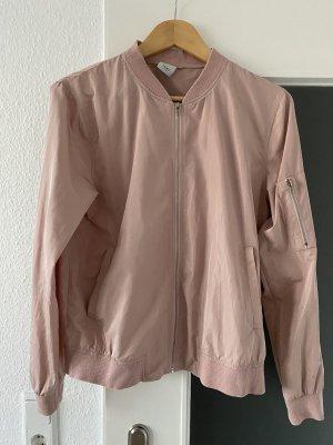 Ichi Bomber Jacket pink-dusky pink