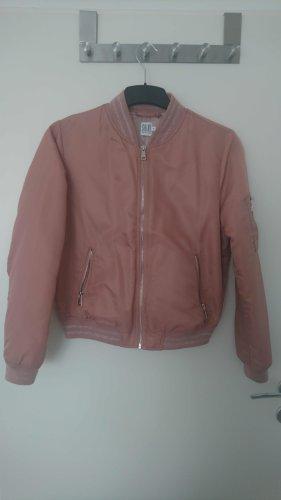 Saint Tropez Bomber Jacket pink