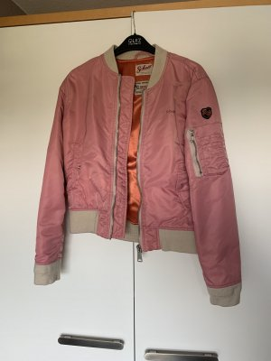 Schott NYC Giacca bomber multicolore