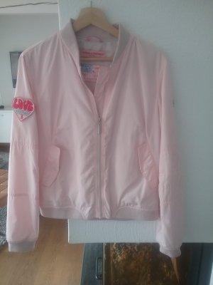 Frieda & Freddies New York Giacca bomber rosa pallido Poliestere