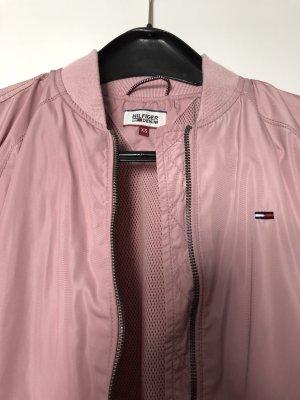 Tommy Hilfiger Bomber Jacket pink