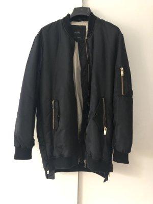 Zara Basic Blouson aviateur noir