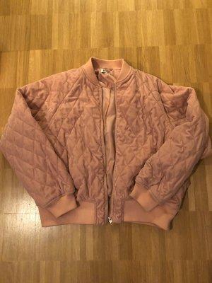 Weekday Giacca bomber rosa