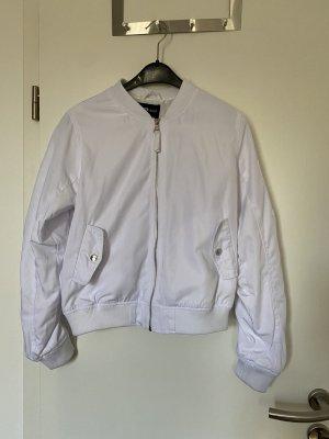 New Yorker Bomber Jacket white