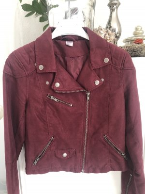 H&M Giacca bomber bordeaux