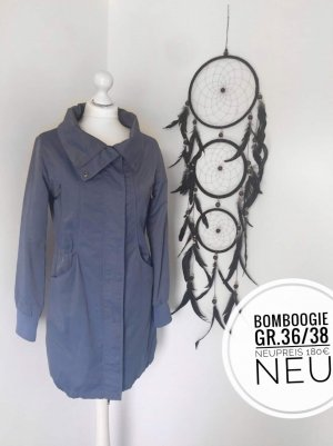 Bomboogie Mantel Jacke neuwertig blogger vintage boho übergangsjacke NP 189€ Herbst