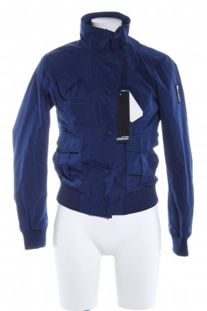 Bomboogie Outdoorjacke blau Casual-Look