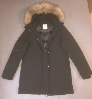 Bomboogie Płaszcz zimowy czarny