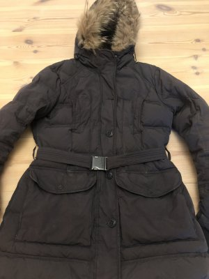 Bomboogie Down Coat dark grey polyester