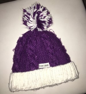 Chiemsee Knitted Hat lilac