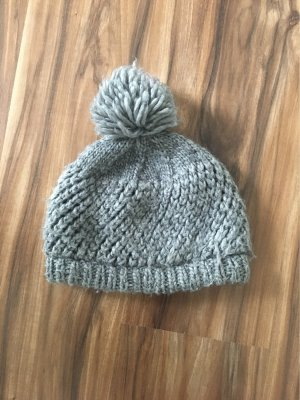 Seeberger Knitted Hat grey