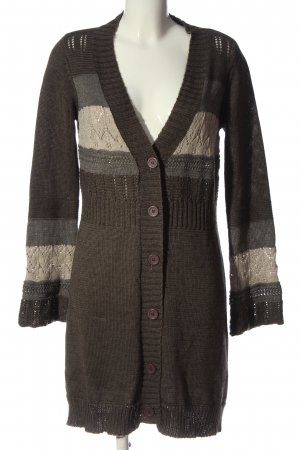 Bon'a Parte Cardigan flecked casual look