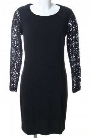 Bon'a Parte Jersey Dress black elegant