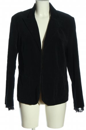 Bon'a Parte Short Blazer black casual look