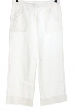 Bon'a Parte Linen Pants white casual look