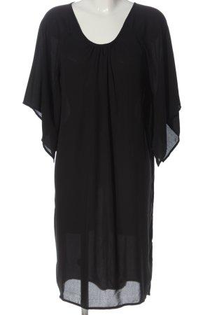 Bon'a Parte Długa bluzka czarny W stylu casual
