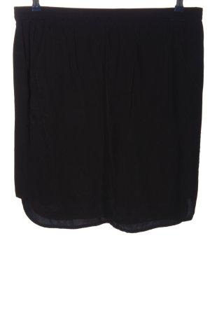 Bon'a Parte Spódnica mini czarny W stylu casual