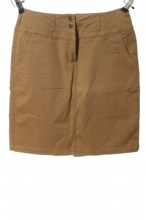 Bon'a Parte Miniskirt bronze-colored casual look