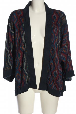 Bon'a Parte Cardigan graphic pattern casual look