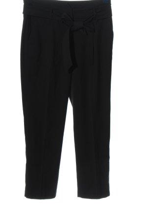 Bon'a Parte Pantalone jersey nero stile professionale
