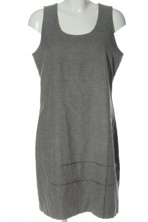 Bon'a Parte Knitted Dress light grey flecked casual look