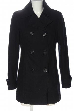 Bon'a Parte Between-Seasons-Coat black casual look