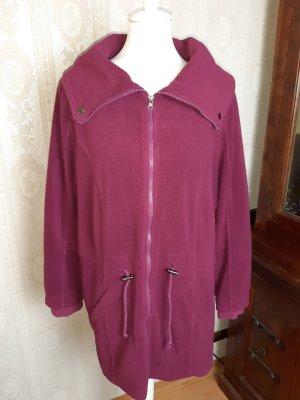 Bon Prix Fleece Jackets magenta polyester