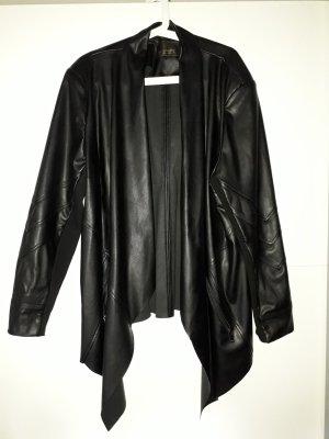 Bon Prix Faux Leather Jacket black