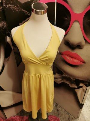 BON PRIX ♥ Sexy Neckholder KLeid, tailliert, Marilyn Monroe Gr. 34 XS