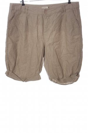 Bonaparte Shorts marrón look casual