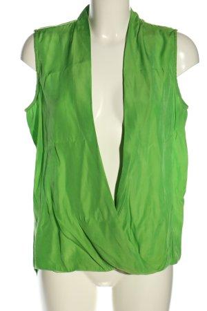 Bonaparte ärmellose Bluse grün Casual-Look