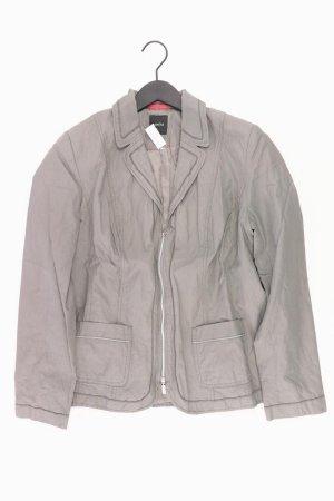 Bonita Blazer Größe 42 grau aus Baumwolle