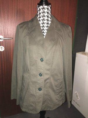 BONITA Blazer Jacke, grün, khaki, Gr. 46, NEU und ungetragen
