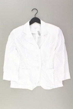 Bonita Blazer natural white linen
