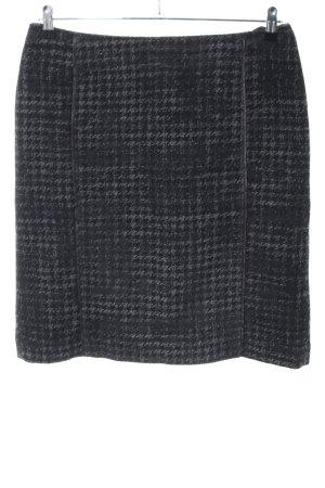 Bonita Bleistiftrock schwarz Casual-Look