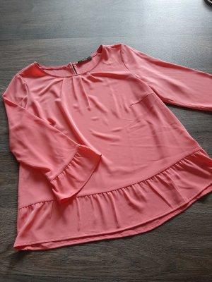 Bonita Bluzka z falbankami Wielokolorowy
