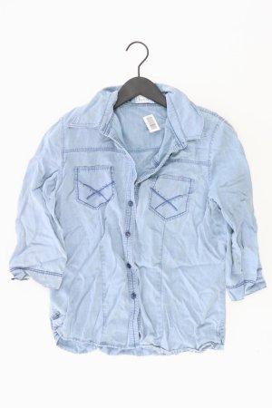 Bonita Bluse blau Größe M