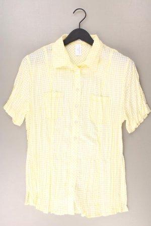 Bonita Bluse gelb Größe 46
