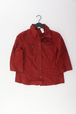 Bonita Blouse bright red-red-neon red-dark red-brick red-carmine-bordeaux-russet