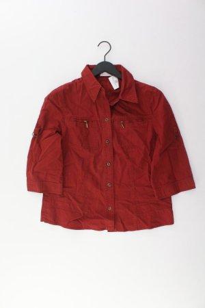 Bonita Bluse rot Größe L