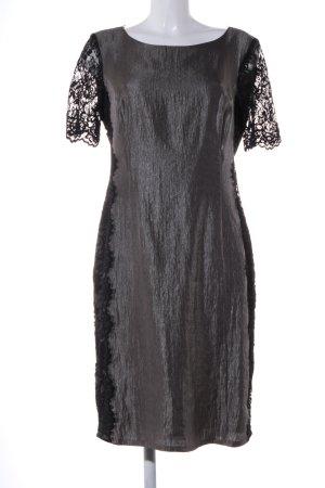 Bonita Blusenkleid schwarz Elegant