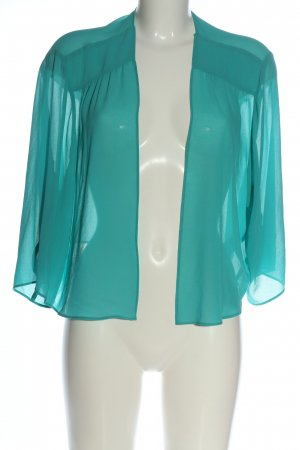 Bonita Giacca a blusa turchese stile classico